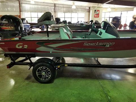2017 G3 SPORTSMAN 18 in West Monroe, Louisiana