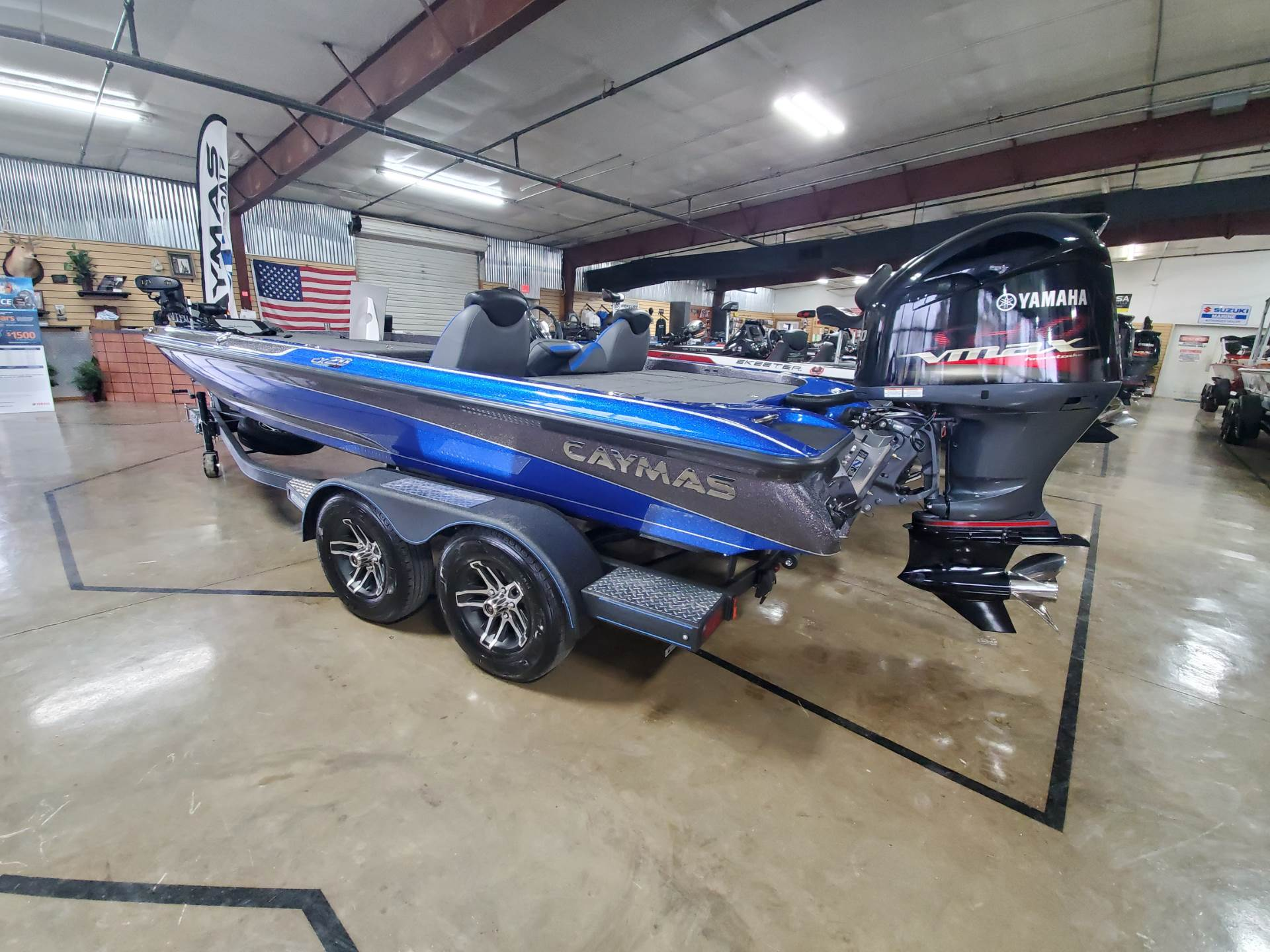 2020 CAYMAS BOATS CX20 Pro in West Monroe, Louisiana - Photo 1