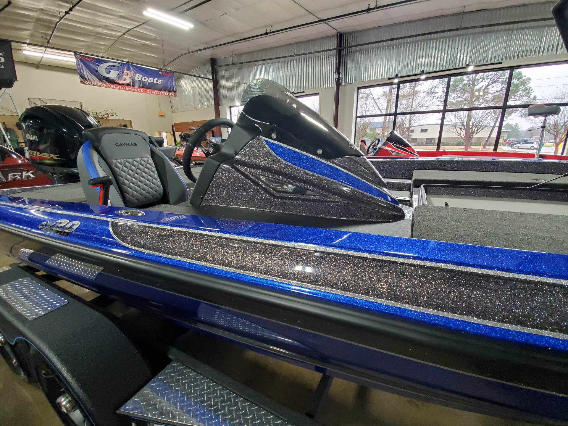 2020 CAYMAS BOATS CX20 Pro in West Monroe, Louisiana - Photo 2