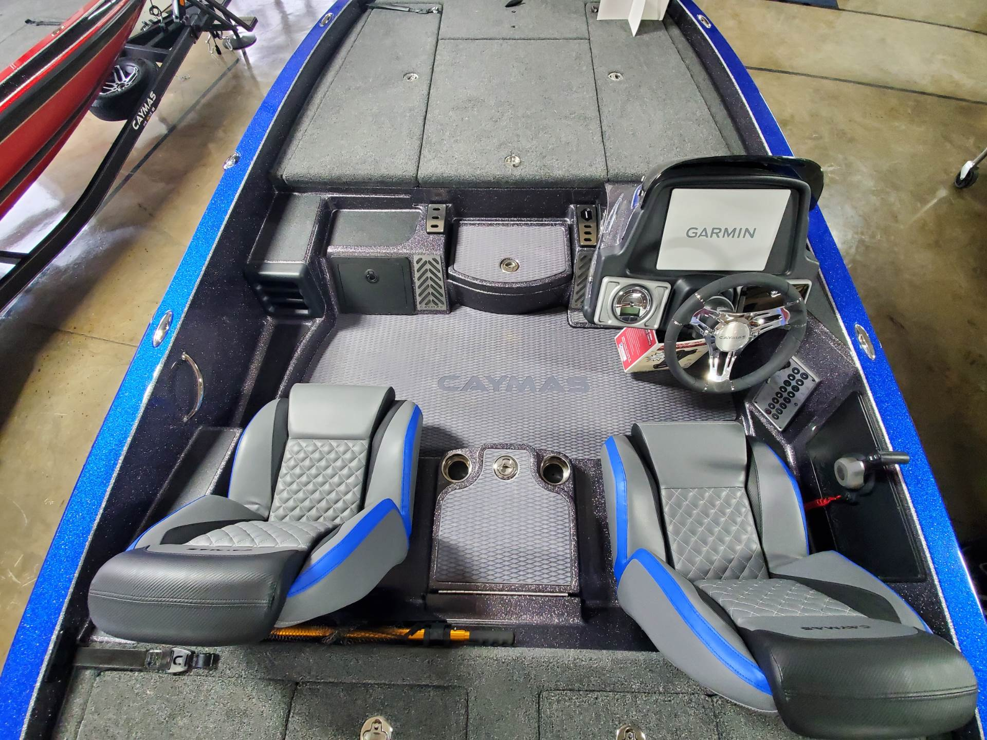 2020 CAYMAS BOATS CX20 Pro in West Monroe, Louisiana - Photo 5
