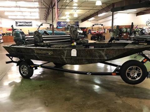 2018 G3 Sportsman 16 SS Camo in West Monroe, Louisiana