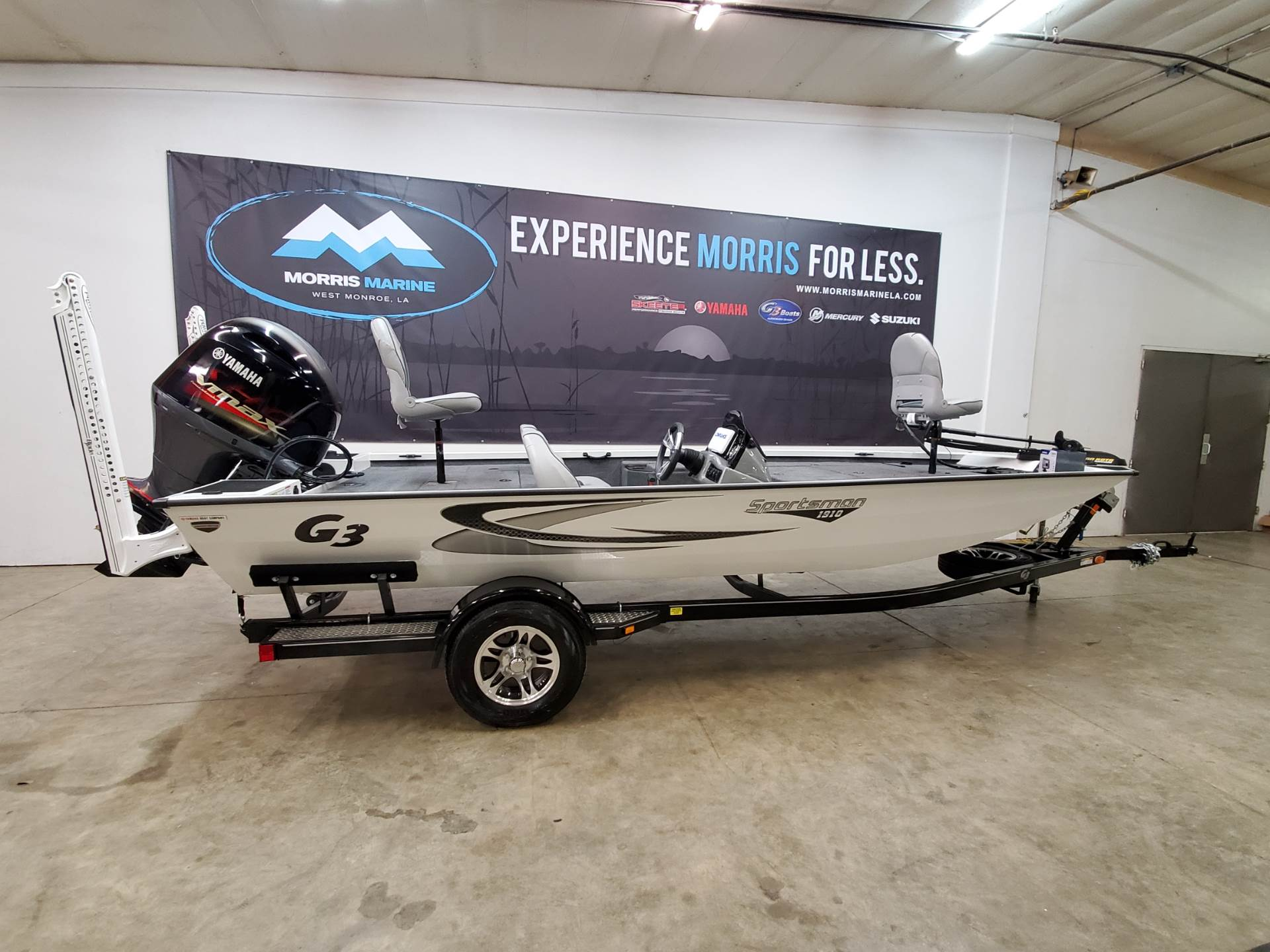 2019 G3 Sportsman 1910 Limited Edition in West Monroe, Louisiana - Photo 1