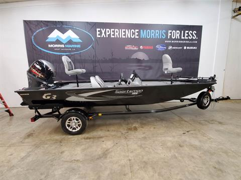2019 G3 Sportsman 1810 in West Monroe, Louisiana