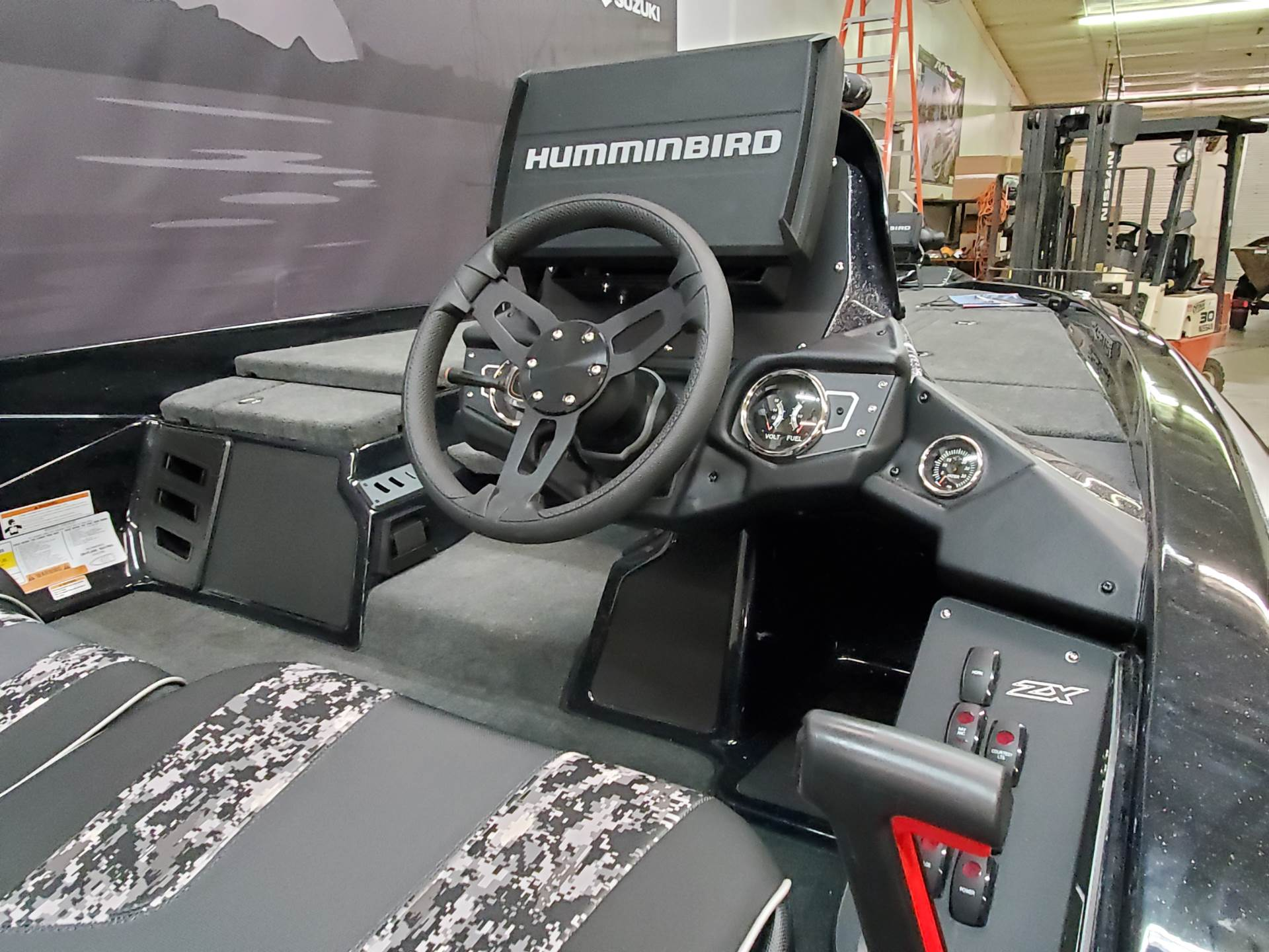 2019 Skeeter ZX 225 in West Monroe, Louisiana - Photo 4