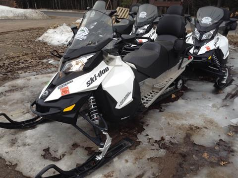 2016 Ski-Doo Grand Touring Sport 600 ACE E.S. in Land O Lakes, Wisconsin