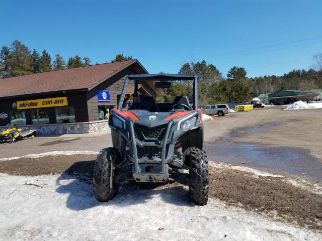 2018 Can-Am Maverick Trail 1000 DPS in Land O Lakes, Wisconsin - Photo 8