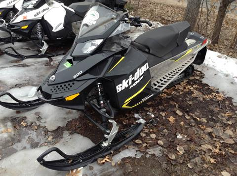 2017 Ski-Doo MXZ Sport 600 Carb E.S. in Land O Lakes, Wisconsin