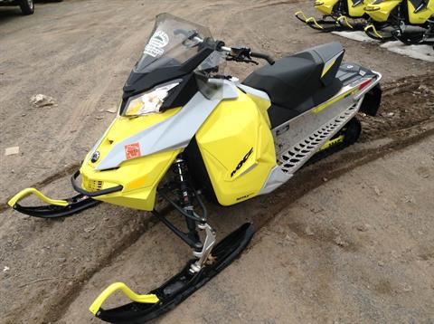 2018 Ski-Doo MXZ Sport 600 ACE in Land O Lakes, Wisconsin
