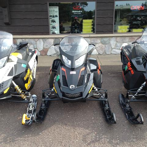 2015 Ski-Doo Renegade® Adrenaline™ 4-TEC® 1200 in Land O Lakes, Wisconsin