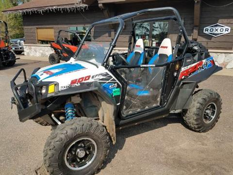 2012 Polaris Ranger RZR® XP 900 LE in Land O Lakes, Wisconsin - Photo 1