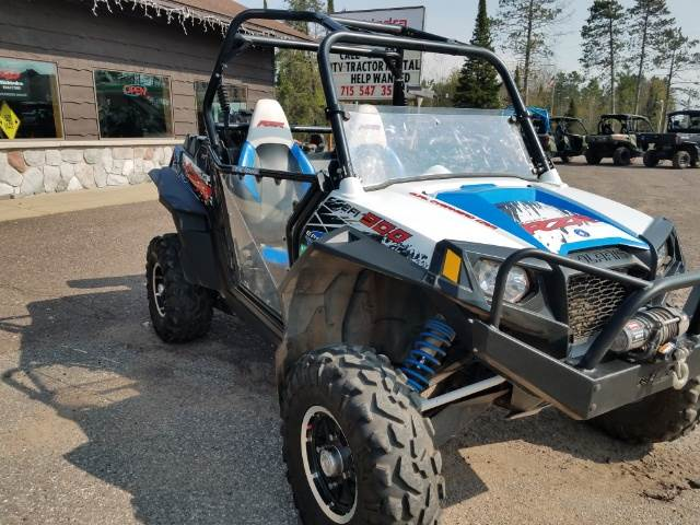 2012 Polaris Ranger RZR® XP 900 LE in Land O Lakes, Wisconsin - Photo 8