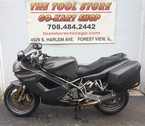 2002 Ducati ST4 in Forest View, Illinois