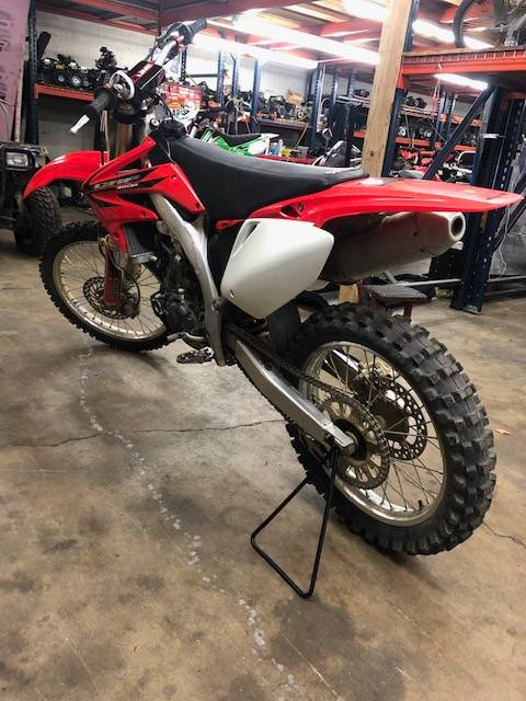 2006 HONDA CRF 450R in Forest View, Illinois - Photo 3
