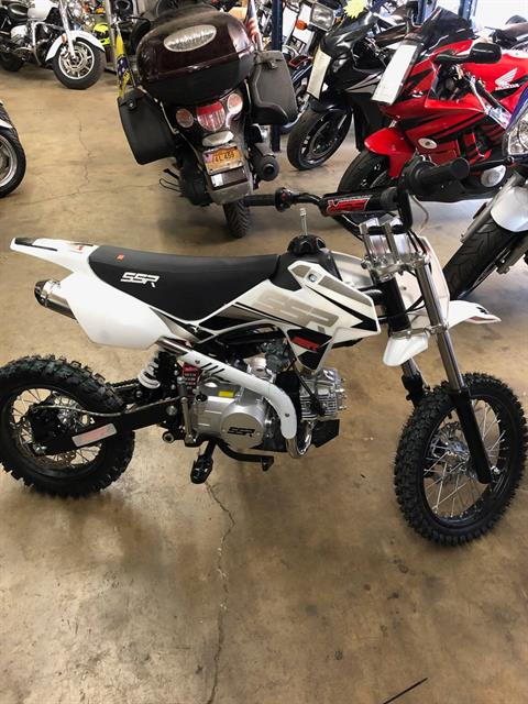 2019 SSR Motorsports 125cc in Forest View, Illinois