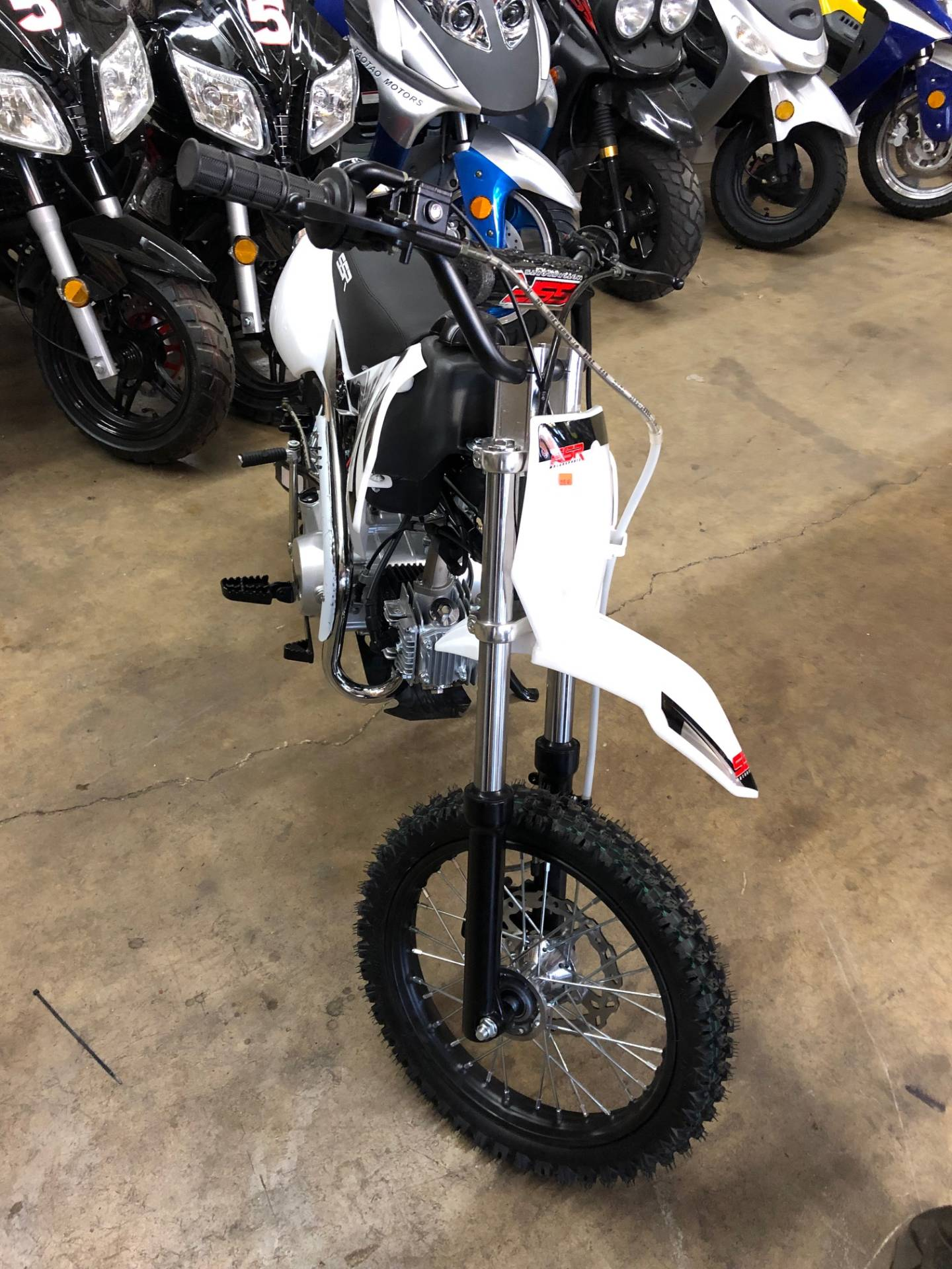 2019 SSR Motorsports 125cc in Forest View, Illinois - Photo 3