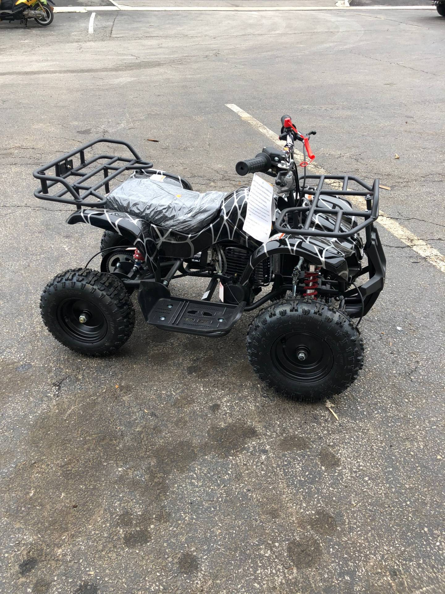 2019 Cougar Cycle 50cc Atv in Forest View, Illinois - Photo 1