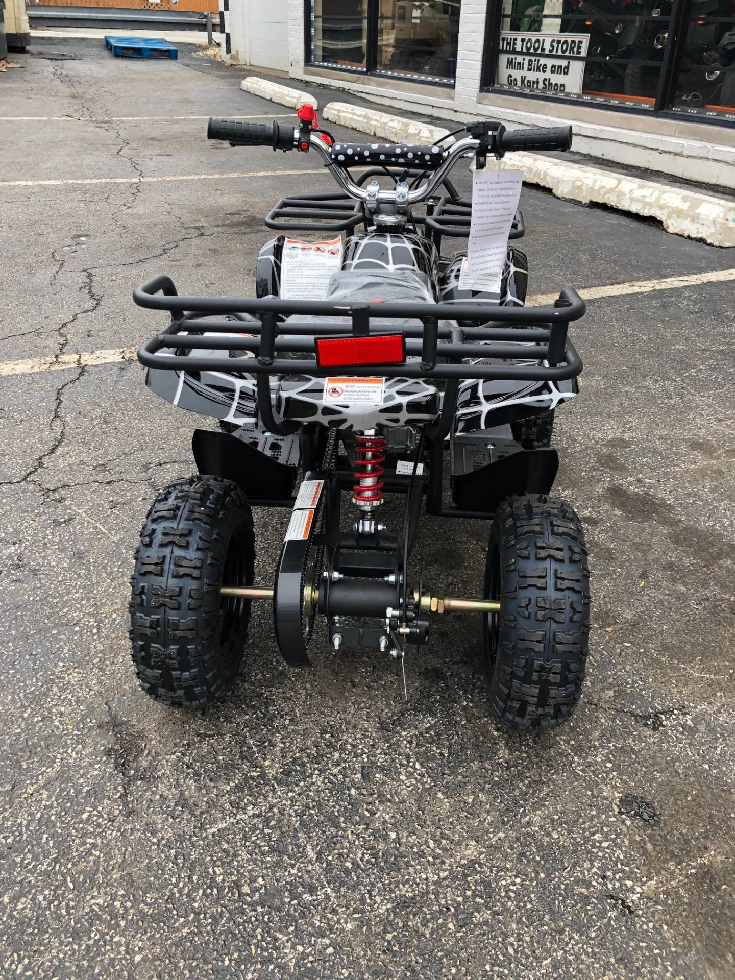 2019 Cougar Cycle 50cc Atv in Forest View, Illinois - Photo 4