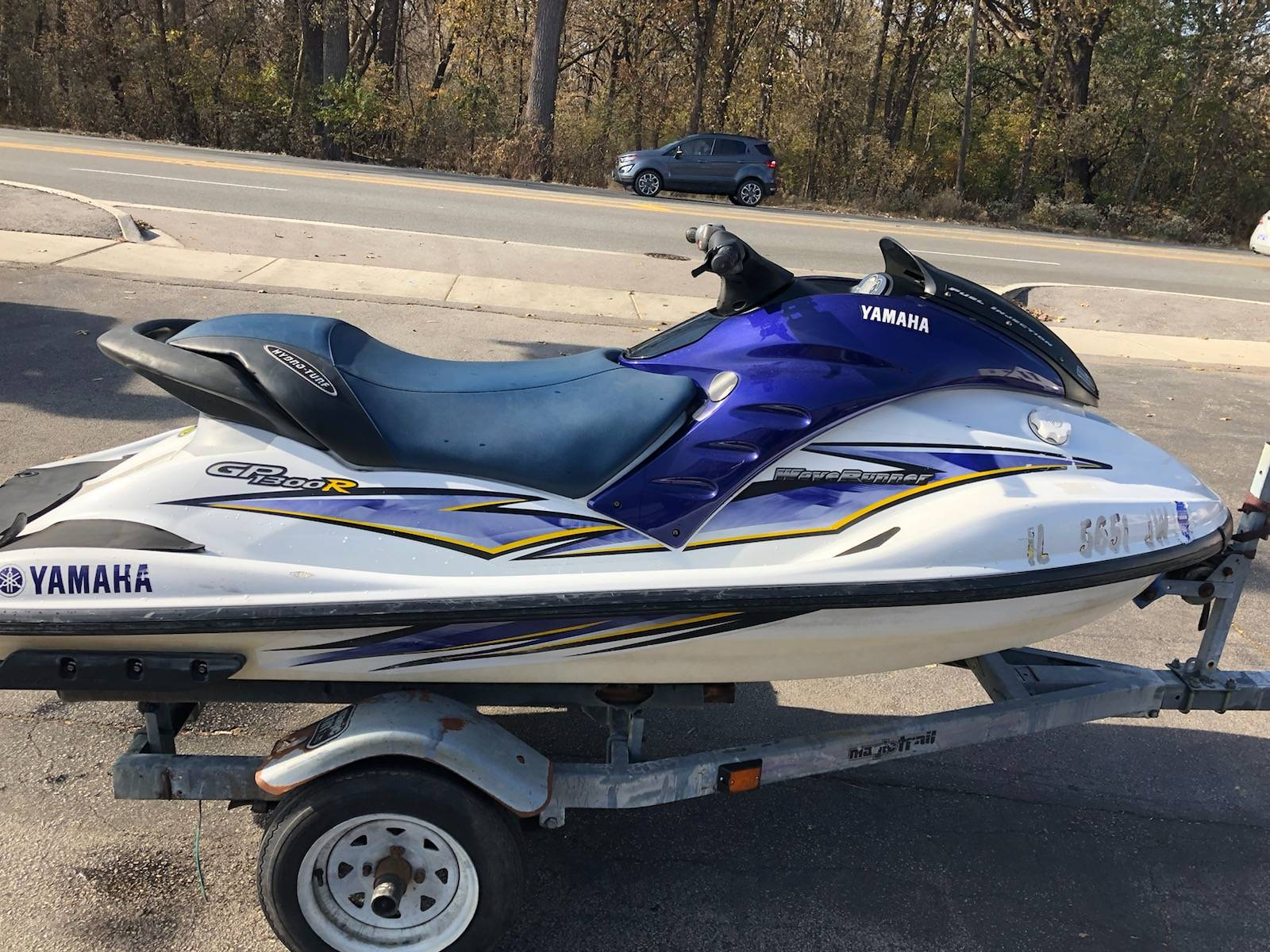2004 yamaha GP 1300 in Forest View, Illinois - Photo 1