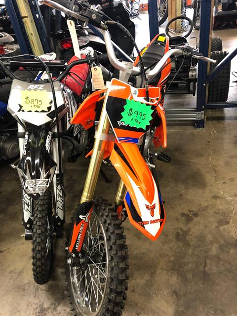 2019 Tao Tao 140cc in Forest View, Illinois - Photo 2