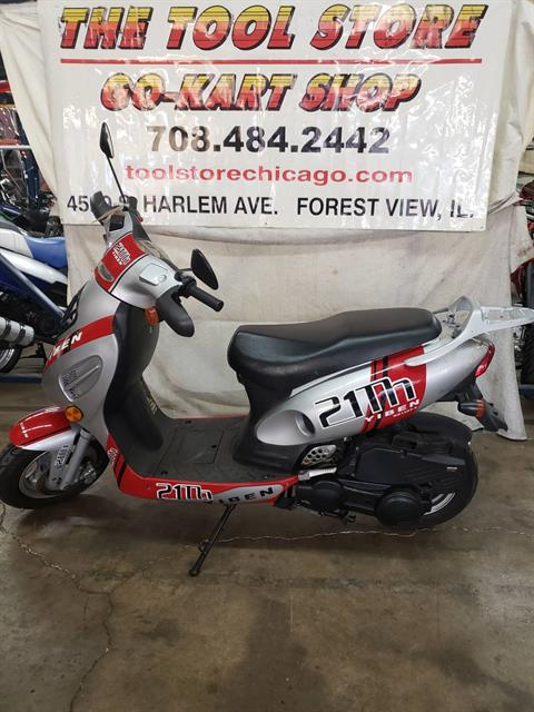 2008 yiben 150cc in Forest View, Illinois