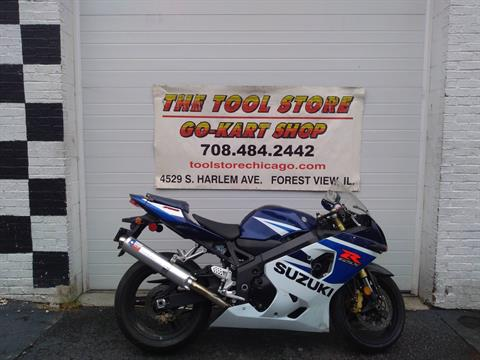 2005 Suzuki 750CC in Forest View, Illinois