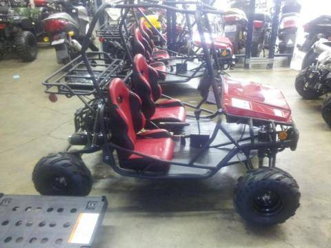 2018 Other Rocketa Jeep Go-Kart 125cc in Forest View, Illinois - Photo 1
