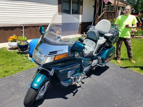 1996 HONDA Goldwing GL1500SE in Forest View, Illinois - Photo 2