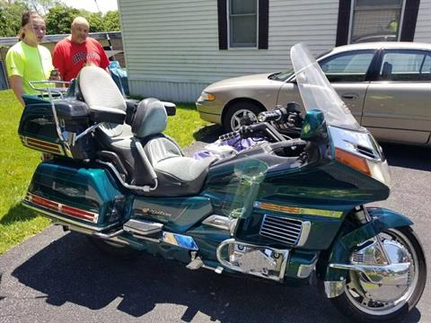 1996 HONDA Goldwing GL1500SE in Forest View, Illinois - Photo 3