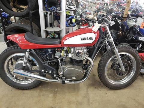 1977 Yamaha 650 in Forest View, Illinois