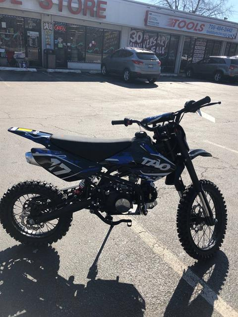 2018 Taotao USA 125cc in Forest View, Illinois - Photo 2