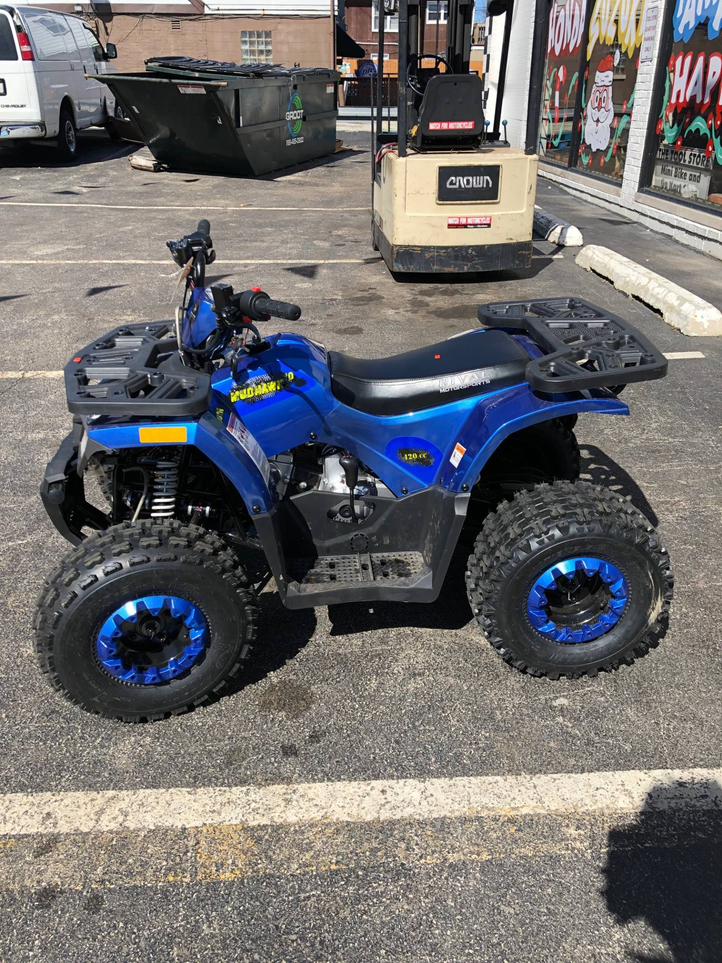 2019 Rival Motorsports 120cc in Forest View, Illinois - Photo 2