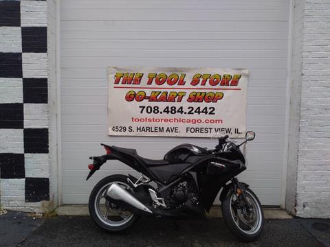2011 Honda CBR250 in Forest View, Illinois