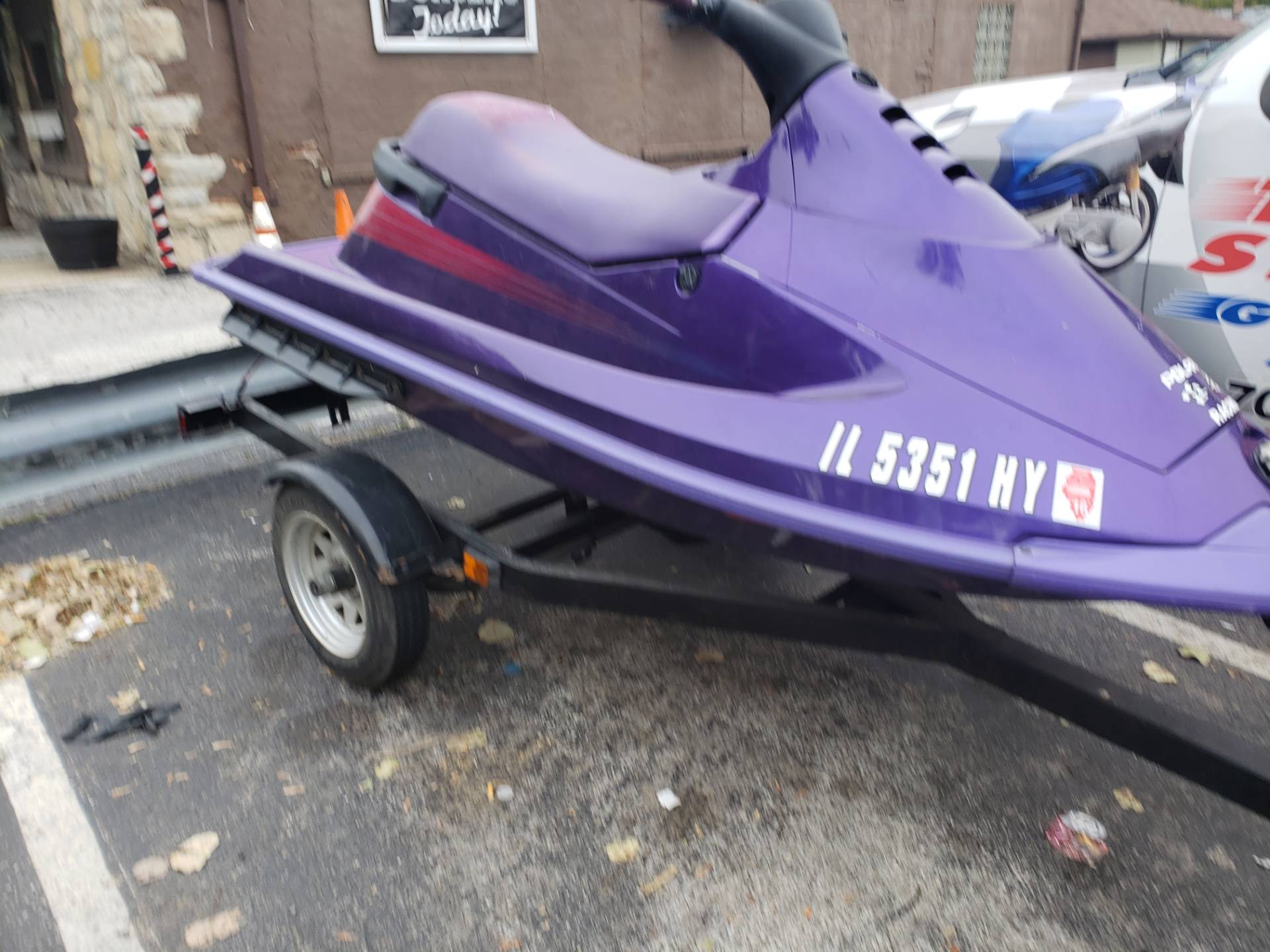 1996 Polaris SLX in Forest View, Illinois - Photo 2