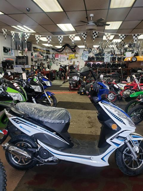 2021 Riya Peace Sports Nightsky RY50QT-13 50cc in Forest View, Illinois - Photo 2
