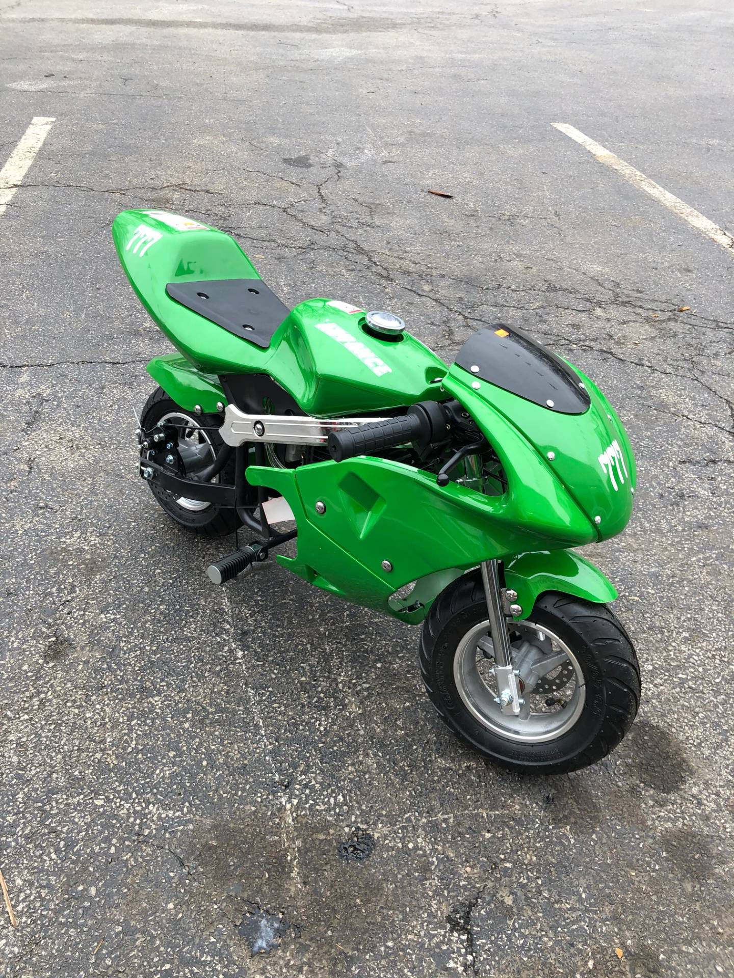 2019 Yuluan 50cc Pocket Rocket in Forest View, Illinois - Photo 1