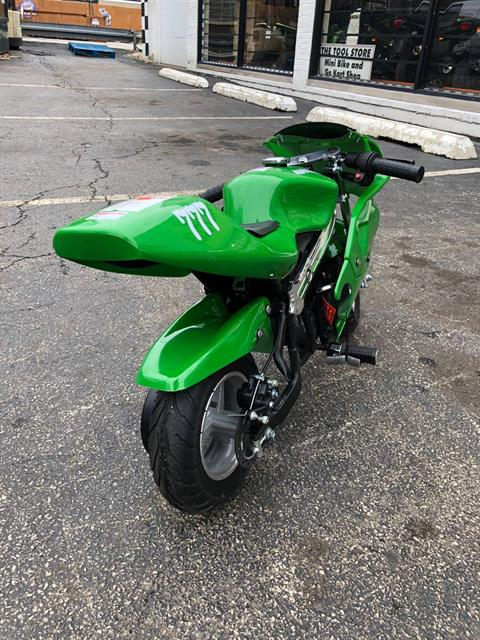 2019 Yuluan 50cc Pocket Rocket in Forest View, Illinois - Photo 3