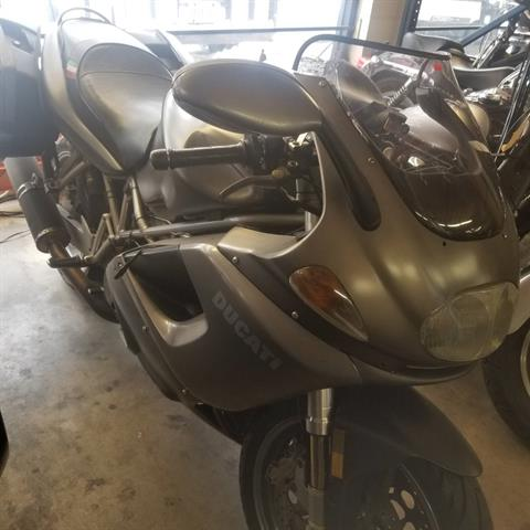 2005 Ducati 996cc in Forest View, Illinois