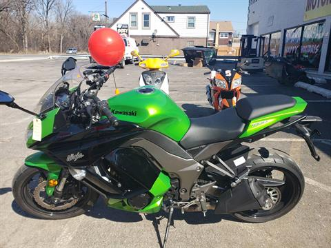 2012 Kawasaki ZX1000GCF in Forest View, Illinois - Photo 1
