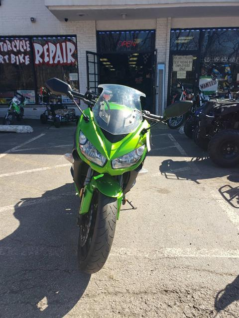 2012 Kawasaki ZX1000GCF in Forest View, Illinois - Photo 2