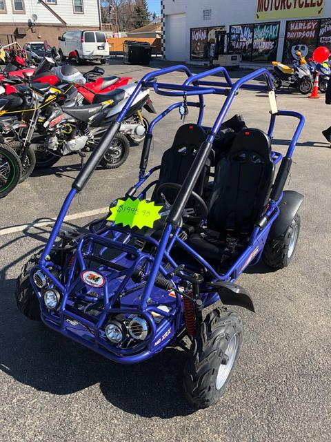 2017 TrailMaster Mid XRX 6.5hp in Forest View, Illinois - Photo 1