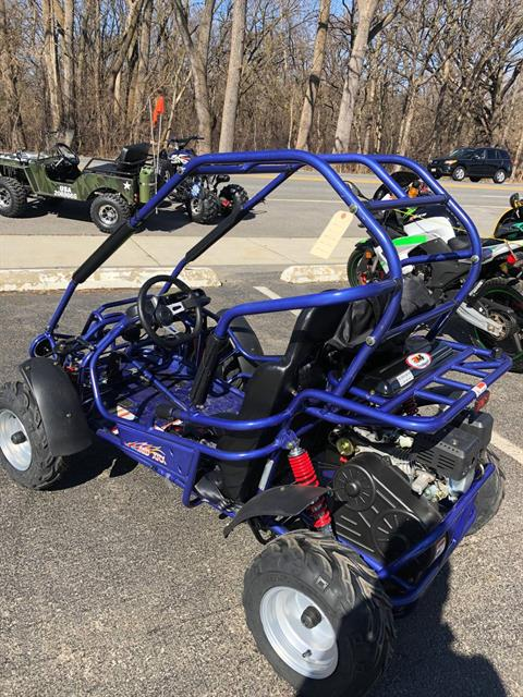 2017 TrailMaster Mid XRX 6.5hp in Forest View, Illinois - Photo 3