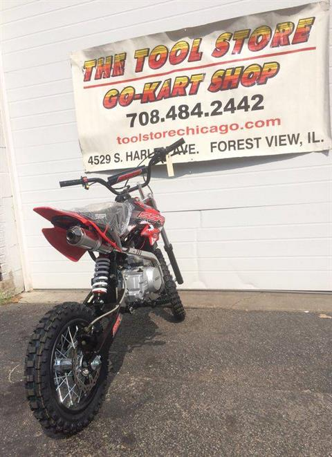 2018 SSR Motorsports SSR-125 in Forest View, Illinois