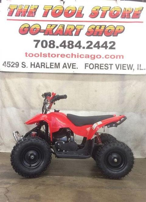2018 Yuluan LY-ATV-40A in Forest View, Illinois