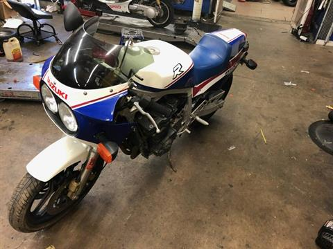 1986 Suzuki limited edition GSXR750P in Forest View, Illinois