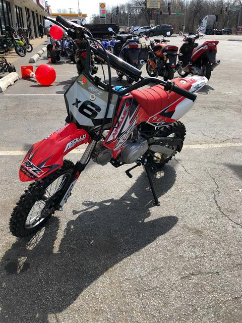 2017 Apollo x6 125cc in Forest View, Illinois - Photo 3