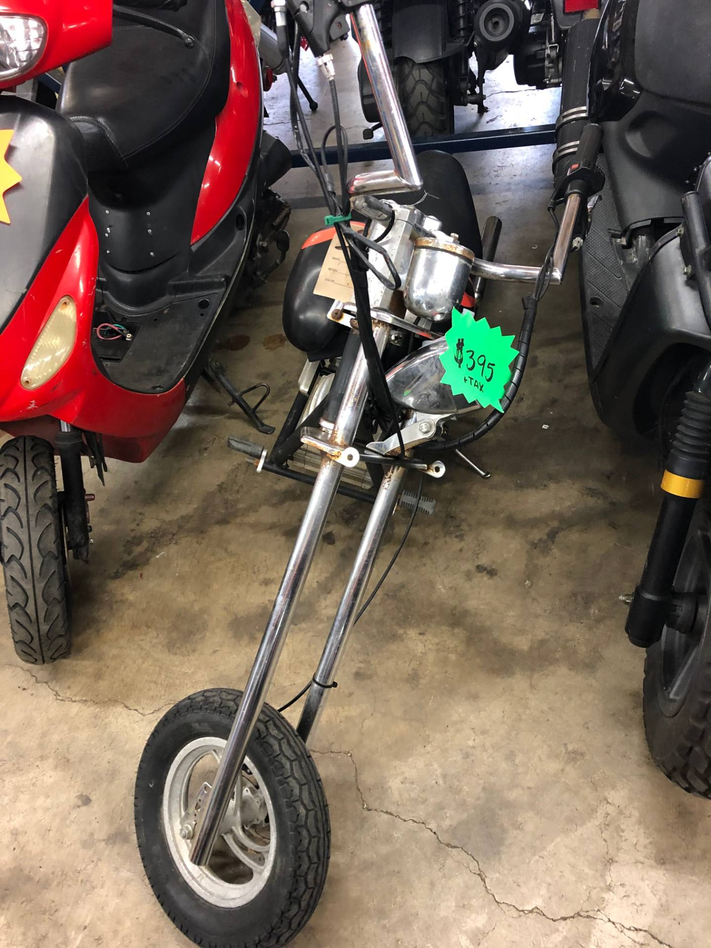 2018 Terminator 7hp in Forest View, Illinois - Photo 1