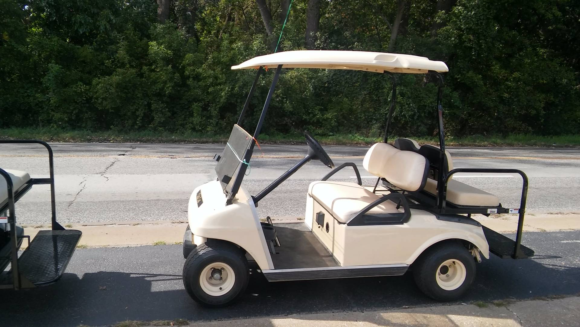 2004 Club Car DS Electric Golf Car in Forest View, Illinois