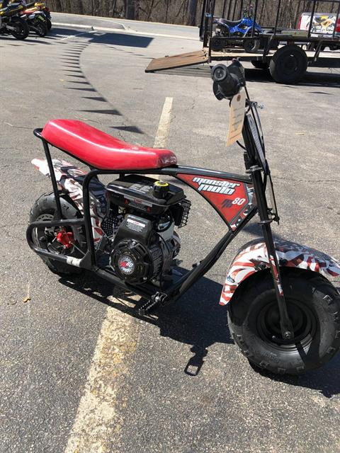 2016 Monster Moto 80cc Mini BIke in Forest View, Illinois - Photo 1