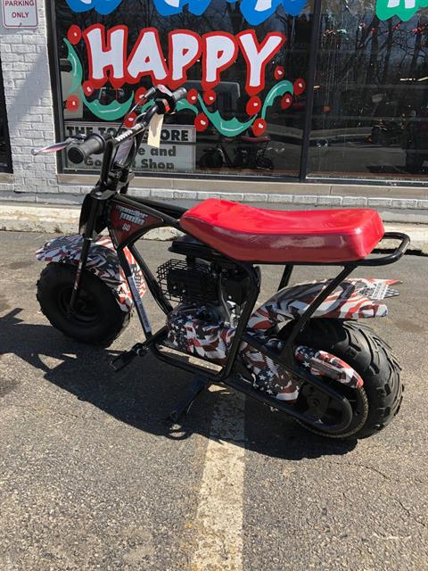 2016 Monster Moto 80cc Mini BIke in Forest View, Illinois - Photo 3