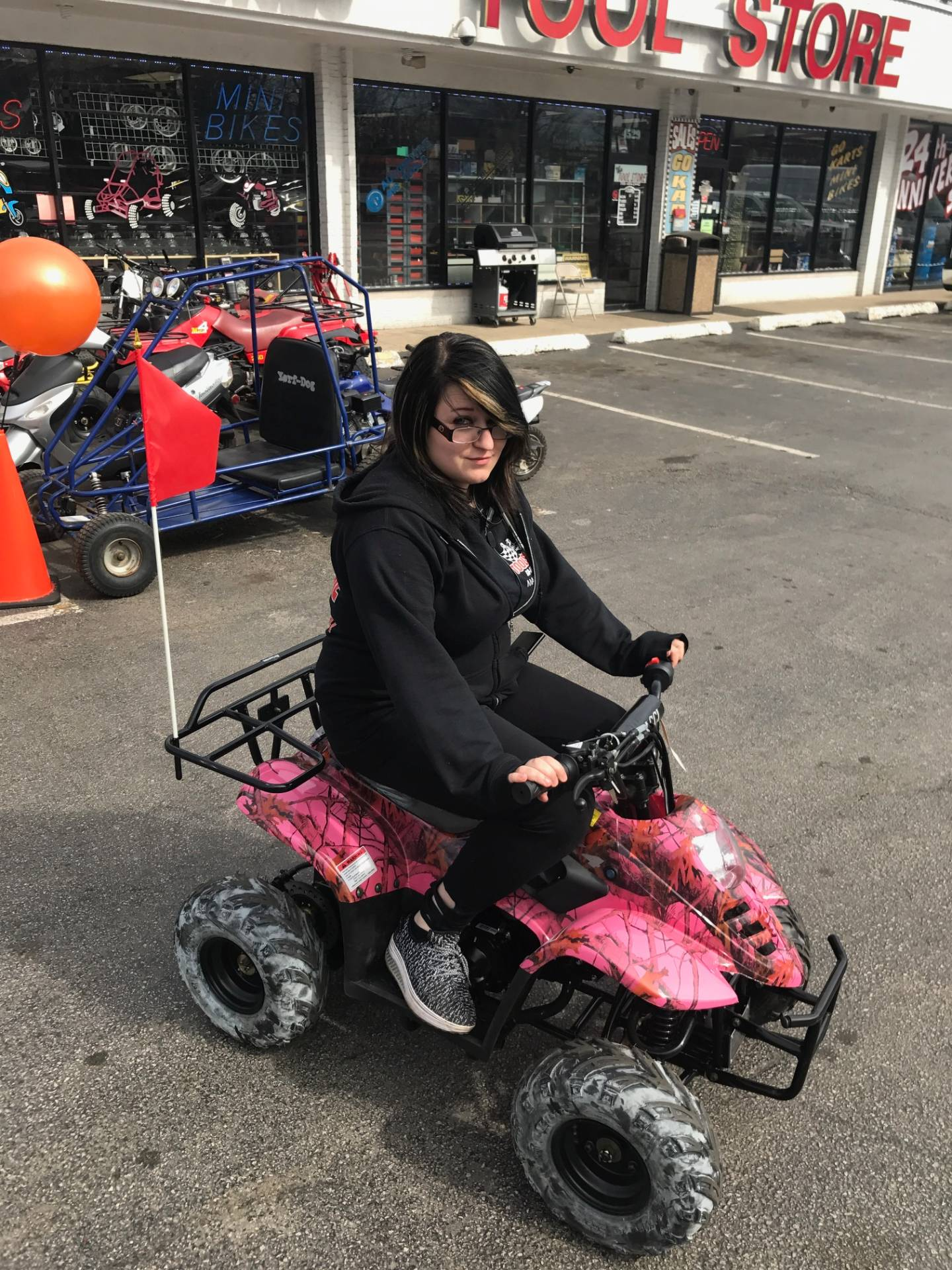 2018 Other Cougar ATV 110cc in Forest View, Illinois
